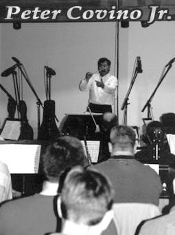 peter covino orchestra composer conductor arranger editor